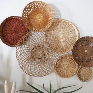 Small Mystery Basket Wall